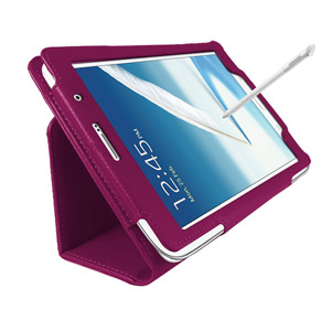 SD Stand and Type Case for Samsung Galaxy Note 8 - Purple