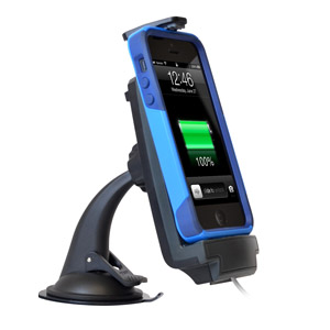 iBOLT iProDock 5 Active Vehicle Dock for iPhone 5