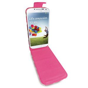 Polka Dots Case For Samsung Galaxy S4 - Pink