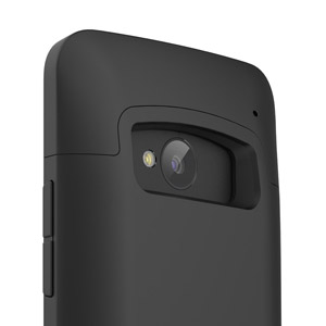 Mophie Juice Pack Case for HTC One 2013 - Black