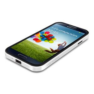 Spigen SGP Neo Hybrid Case for Samsung Galaxy S4 - White