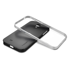 Spigen SGP Neo Hybrid Case for Samsung Galaxy S4 - White