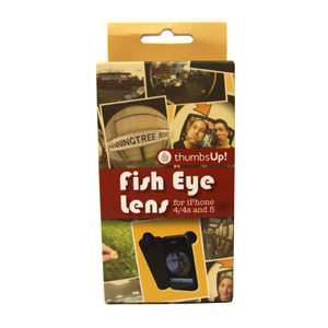 ThumbsUp Fish Eye Lens for iPhone 4 / 5