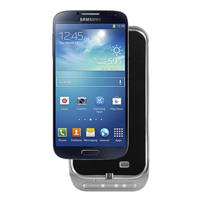 Power Jacket for Samsung Galaxy S4 - 3200mAh