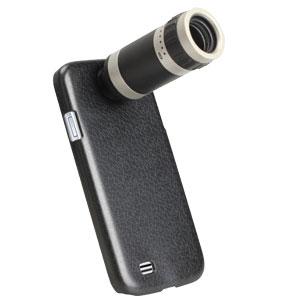 Samsung Galaxy S4 Long Range Telescope Photo Lens Case