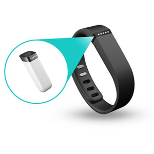 Fitbit Flex Wireless Fitness Tracking Wristband - Black