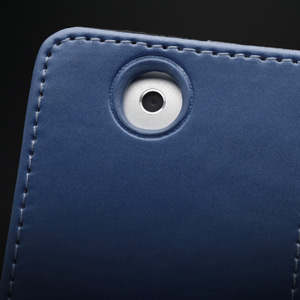 ISkin Aura2 Folio Case For Apple iPad 4 / 3 / 2 - Blue