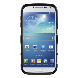 Seidio ACTIVE Case for Samsung Galaxy S4 with Kickstand - Black