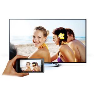 Sim Free Sony Xperia L - Black