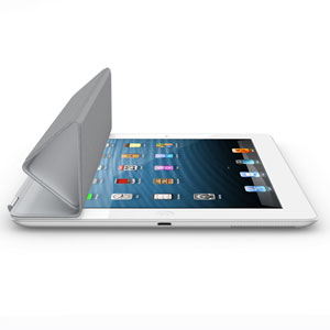 Genuine Apple iPad Smart Cover - Grey