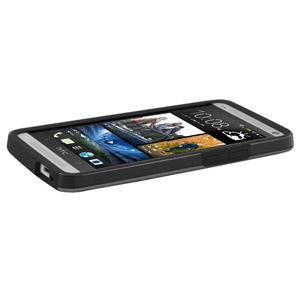 Incipio DualPro CF Case for HTC One - Silver