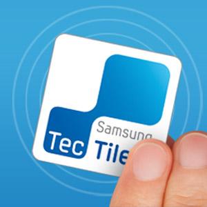 Tags NFC TecTile 2 programmable Samsung Galaxy S4