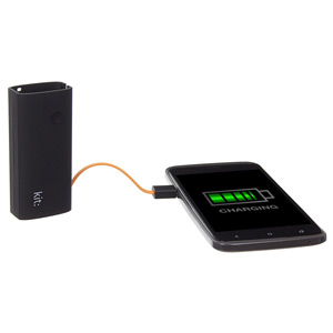 Kit Emergency Micro USB Charger - 2500mAh