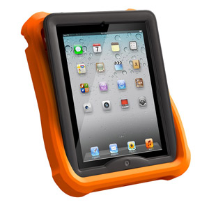 LifeProof LifeJacket Float Case for iPad 4 / 3 / 2 - Orange