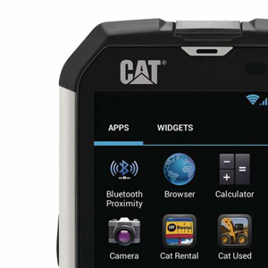 Sim Free CAT B15 Smartphone