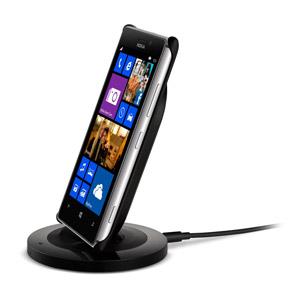 Nokia Original Lumia 925 Wireless Charging Shell CC-3065BLK - Black