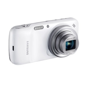 Sim Free Samsung Galaxy S4 Zoom - White - 8Gb