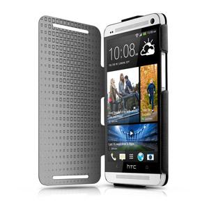 ITSKINS Plume Flip Case for HTC One 2013 - Black
