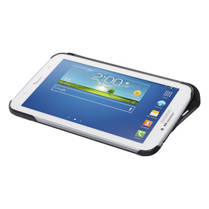 Official Samsung Galaxy Tab 3 7.0 Book Cover - Grey
