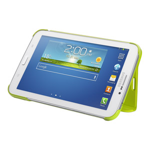 Official Samsung Galaxy Tab 3 7.0 Book Cover - Green