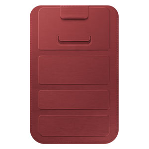 Official Samsung Galaxy Tab 3 7.0 Stand Pouch - Garnet Red