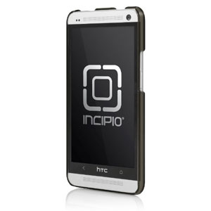Incipio Feather Shine Case For HTC One- Silver