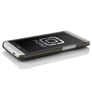 Incipio Feather Shine Case For  HTC One - Silver