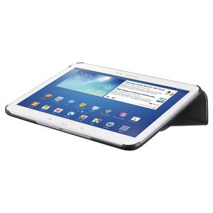 Official Samsung Galaxy Tab 3 10.1 Book Cover - Black