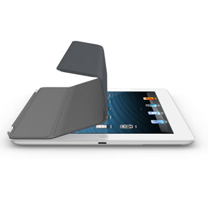 Genuine Apple iPad Smart Cover - Dark Grey