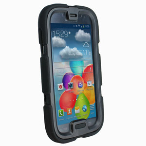 Griffin Survivor Case for Samsung Galaxy S4 - Black