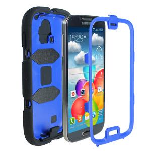 Griffin Survivor Case for Samsung Galaxy S4 - Blue / Black