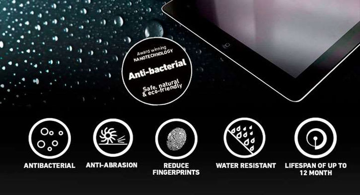 Crystalusion Liquid Glass Screen Protection