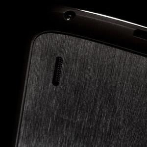 dbrand Textured Back Cover Skin for Google Nexus 4 - Black Titanium