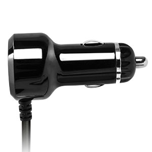 Chargeur voiture Micro USB Ultra Rapide Olixar avec port USB – 4.8A