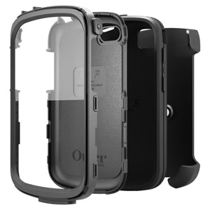 OtterBox Defender Series for BlackBerry Q10 - Black
