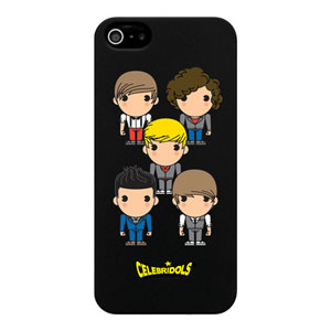 Celebridols for Apple IPhone5 On White - Rihanna Case