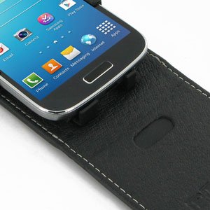 PDair Leather Flip Case - Samsung Galaxy S4 Mini