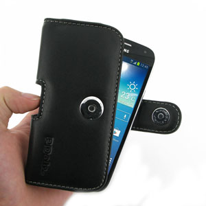 PDair Leather Horizontal Case - Samsung Galaxy S4 Mini