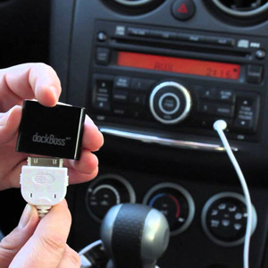 CableJive dockBoss Air Apple Dock Wireless Music Receiver