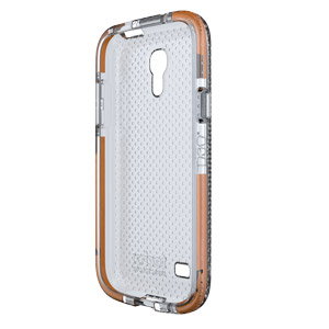 Tech21 Impact Mech Case for Samsung Galaxy S4 Mini - Clear