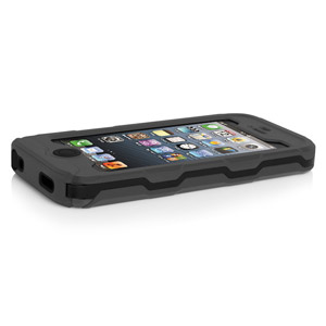 Incipio Atlas Waterproof Rugged Case for iPhone 5 - Grey / Black