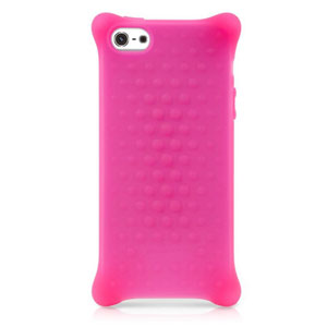Bone Bubble Case For Apple iPhone 5 - Pink
