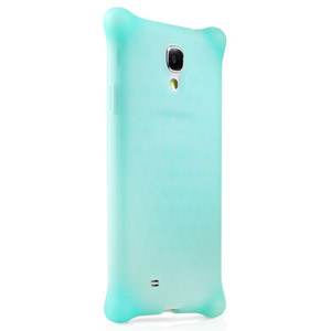 Bone Collection Bubble Case for Samsung Galaxy S4 - Aqua