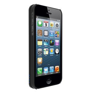 IKit NuCharge Battery Pack & Case for IPhone 5 - Black