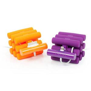 Capdase Versa Stand Apple iPhone and iPod Dock - Purple