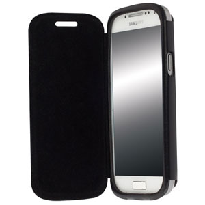 Krusell Samsung Galaxy S4 Mini Flip Cover- Black