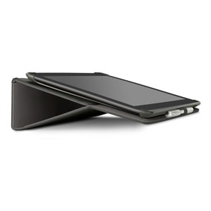 Belkin Multitasker Leather Folio For Samsung Galaxy Tab 3 7.0 - Black