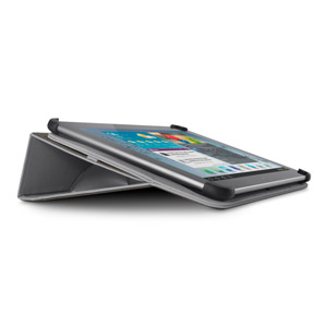 Belkin LapStand Cover for Samsung Galaxy Tab 3 10.1 - Charcoal