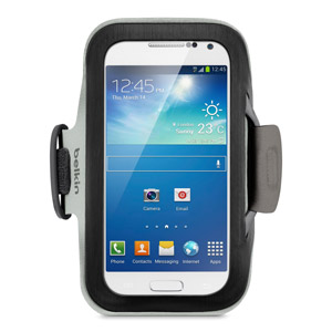Belkin Slim-Fit Armband for Samsung Galaxy S4 Mini - Black