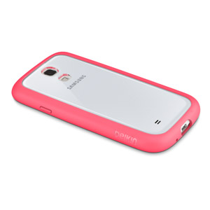 Belkin View Case for Samsung Galaxy S4 Mini - Pink